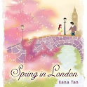 Novel Cinta Spring in London icon
