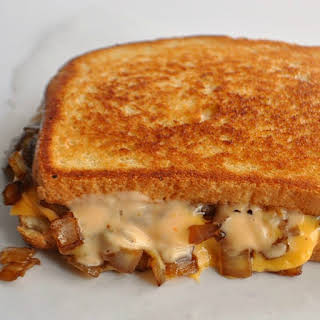 Grilled Cheese Animal Style.