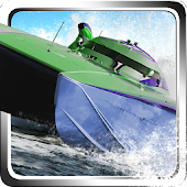 Speed Boat Race 3D Simulation