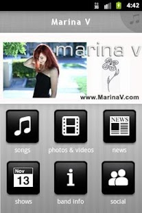Marina V - screenshot thumbnail