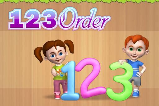 123 Order - Lite Autism Series
