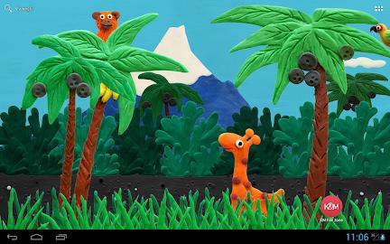 Jungle Live wallpaper Free Screenshot 3
