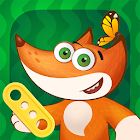 Tim the Fox - Puzzle icon