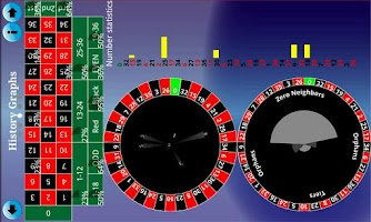 Screenshot of Roulette Predictor