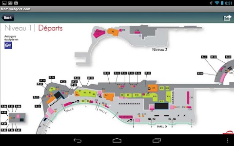 Toulouse Airport+FlightTracker screenshot 2