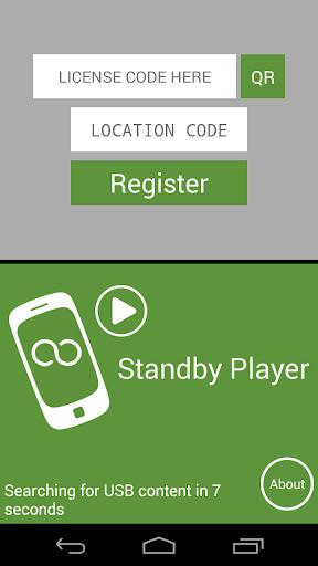 DSA Standby Player