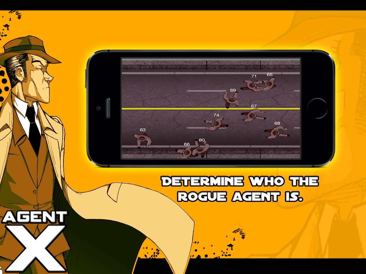 Agent X: Algebra & Math- screenshot
