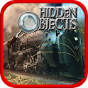 Hidden Objects - Trains