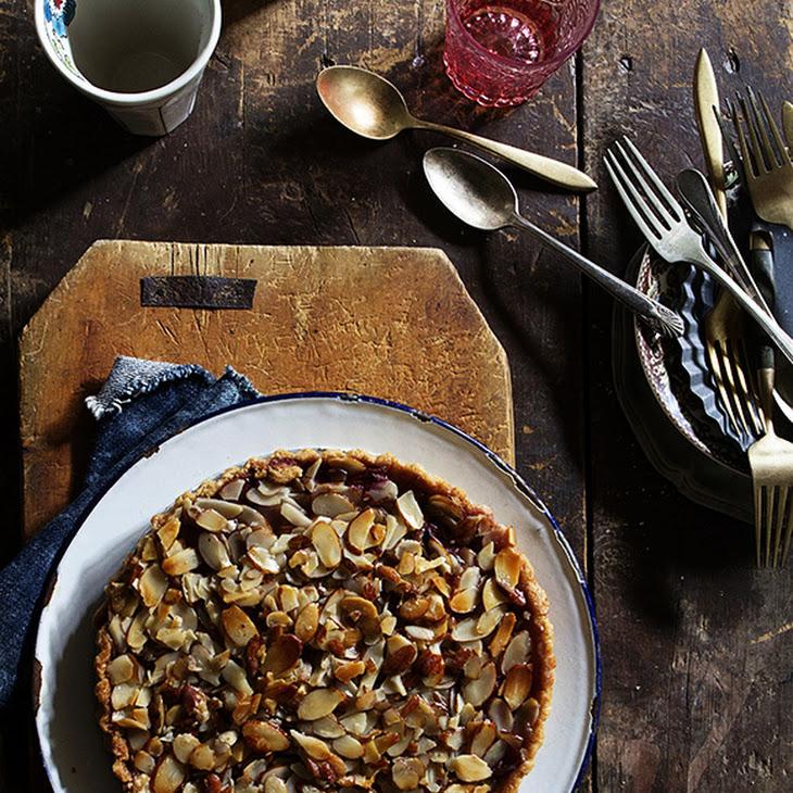 Almond and Raspberry Tart Recipe
