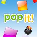 Pop It! Free icon