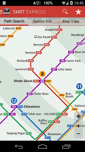 新加坡地铁EXPRESS