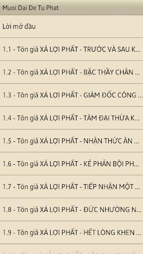 10 Đại Đệ Tử Phật