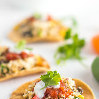 Quinoa Breakfast Tacos