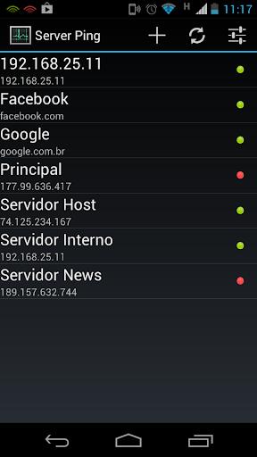 Server Ping