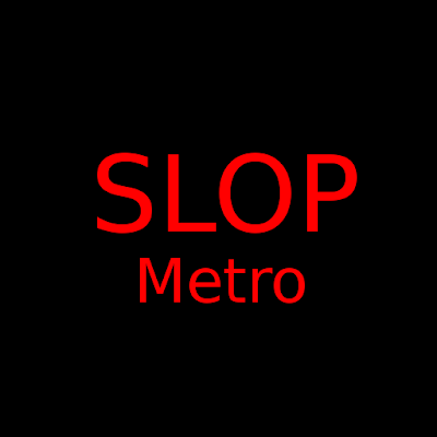 SlopMeter