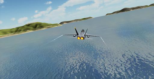 F18 Airplane Simulator 3D 1.0 screenshots 2