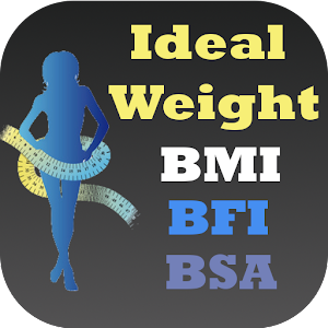 Adult ideal weight