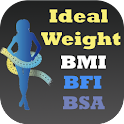 Ideal Weight BMI Adult & Child logo