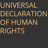 UDHR Human Rights