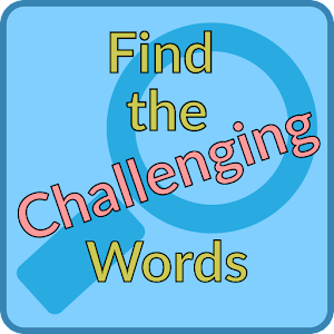 Find the Challenging Words