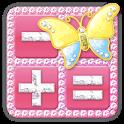 Kawaii Calculator [Glitter v.] icon