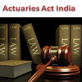 Actuaries Act of India