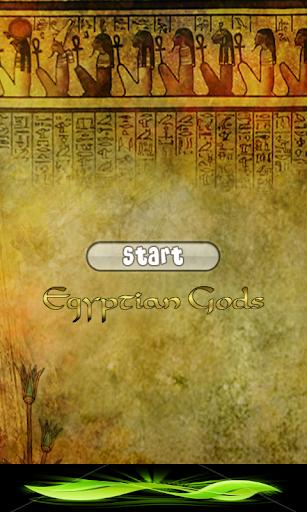 Egyptians Gods