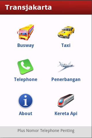 Rute Transjakarta Plus