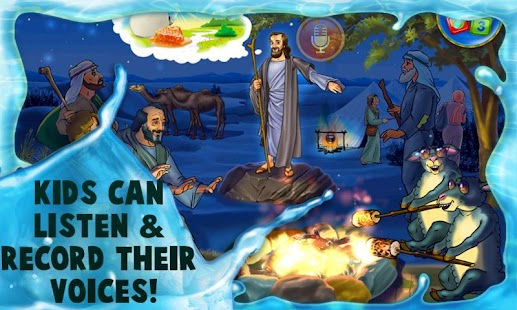 玩免費書籍APP|下載Moses - Kids Bible Story Book app不用錢|硬是要APP