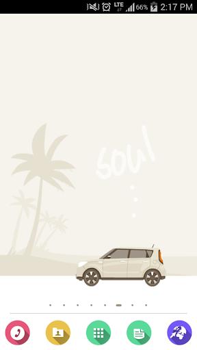 Soul Theme - KIA Launcher