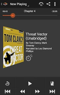 Audiobooks from Audible Screenshot 14