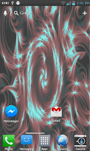 Color Swirl LWP No2