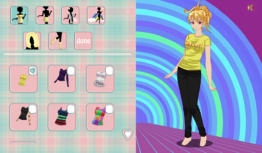 Janes Fashion Play - Dress Up