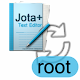Jota+ root Connector Apk