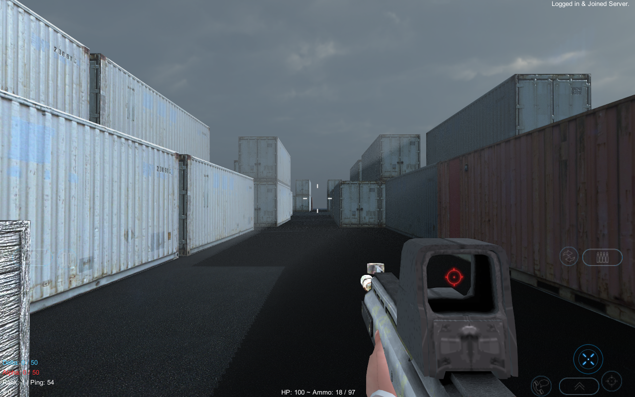 Future Ops Online Premium FPS- screenshot