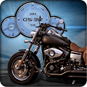 Harley Davidson Fat Bob HD LWP icon