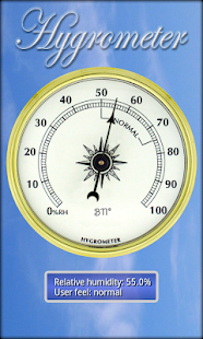 Hygrometer- screenshot thumbnail