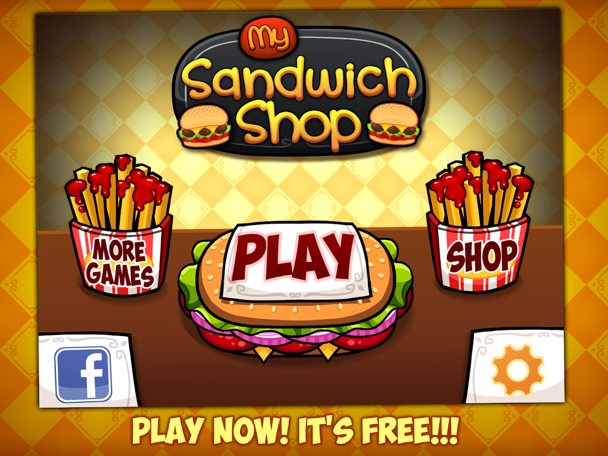 My Sandwich Shop - Food Store - screenshot