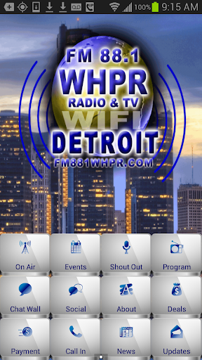 88.1 FM WHPR