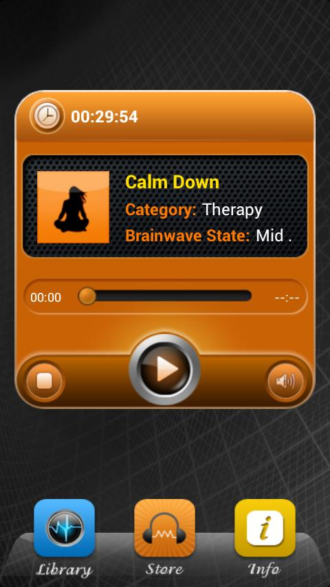 Brainwaves - T.U.S® - screenshot