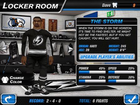 Hockey Fight Lite 1.67 screenshot 99336