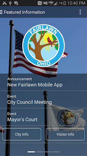 Official Fairlawn OH App