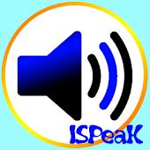 ISpeak TTS