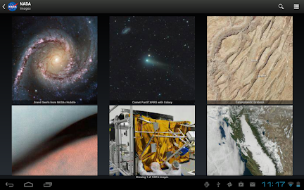 NASA App Screenshot 2