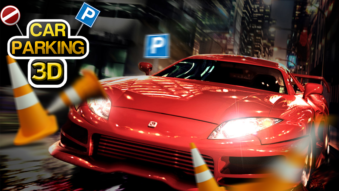 3D Car Parking- screenshot