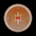 Magie Compass zéro icon