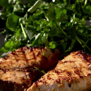 Indonesian Grilled Swordfish Recipe