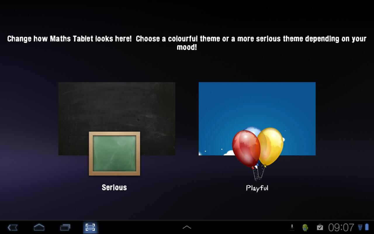 Math Tablet for Kids- screenshot