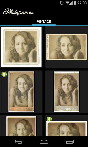 攝影必備免費app推薦 Vintage Photofram.es線上免付費app下載 3C達人阿輝的APP