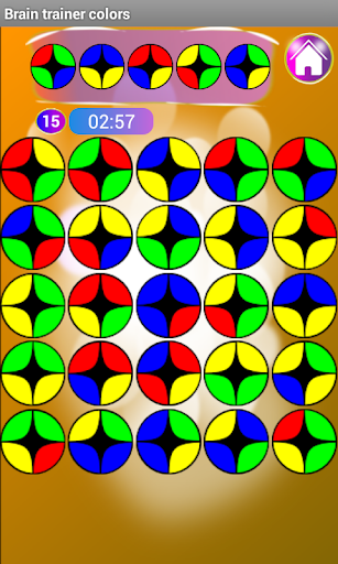 Colors Game for Kids Brain